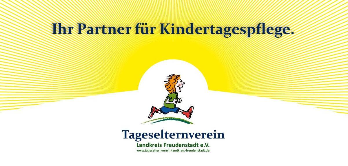 Flyer Tageselternverein Landkreis Freudenstadt